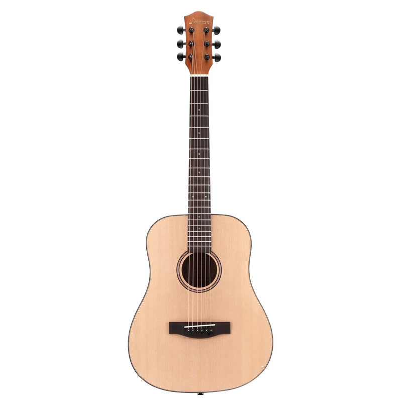 Donner 36'' Dreadnought Acoustic Guitar 3/4 Size-2