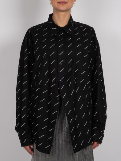 Shirt All-Over-Print Blac (6162725470399)