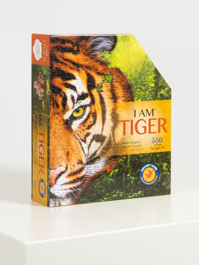 Puzzle Tiger 550 Teile (6162535350463)