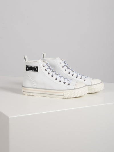 Giggies High Top Sneaker Weiß (6162703810751)