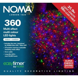 Christmas Tree lights 360