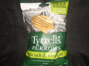 Tyrrell's Crisps (click for flavours)