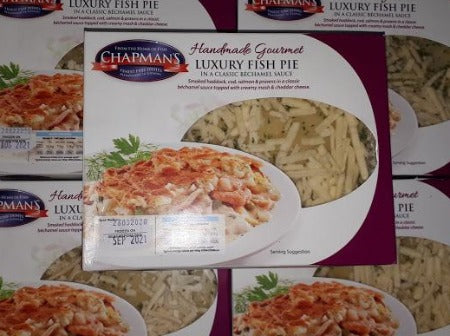 Chapmans Fish Pie