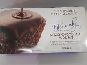 Sticky Chocolate Pud
