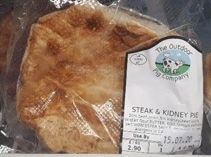 Steak & Kidney small