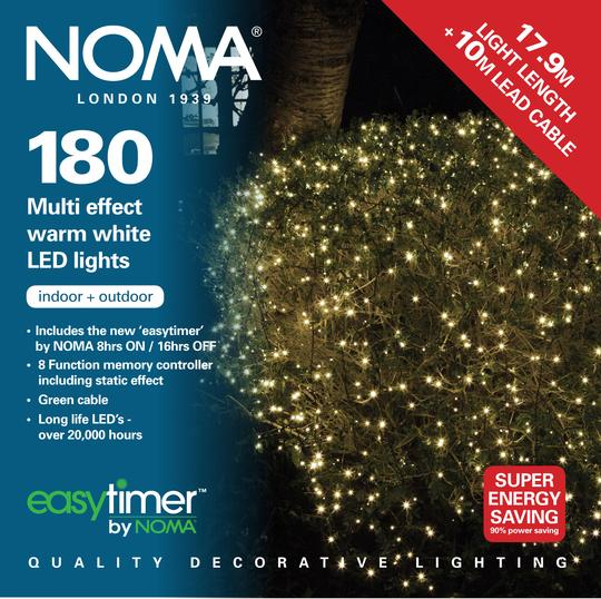Christmas Tree lights 180
