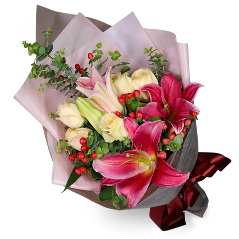 In My Prayers For Mothers Day from Flora Moments