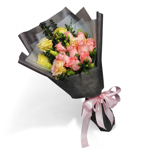 Jouska mothers day from flora moments