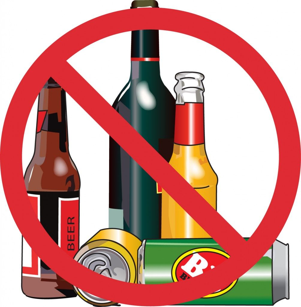 No Alcohol in Halal Food Items