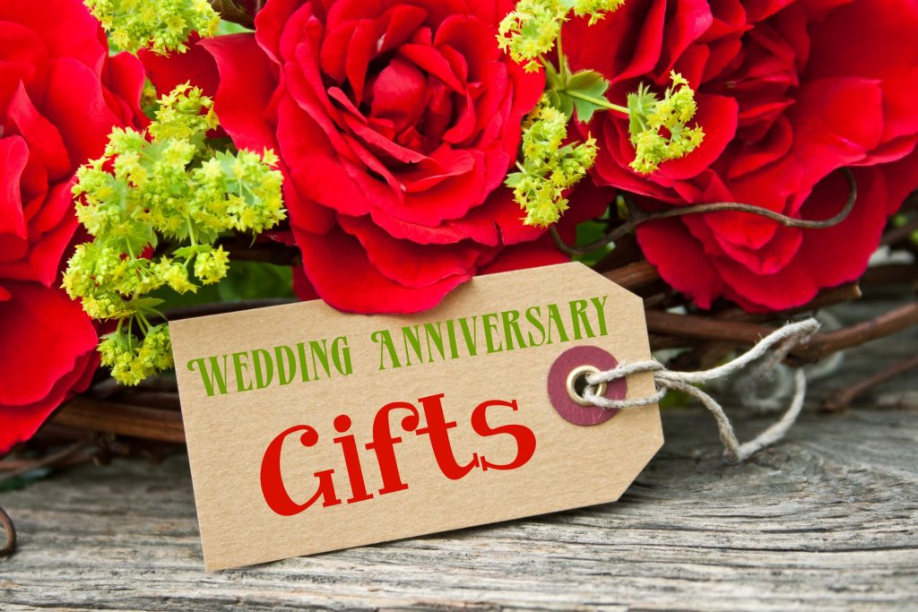 Why choose flowers as a wedding anniversary gift - Florist