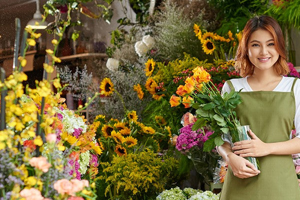 Work With the Best Florist