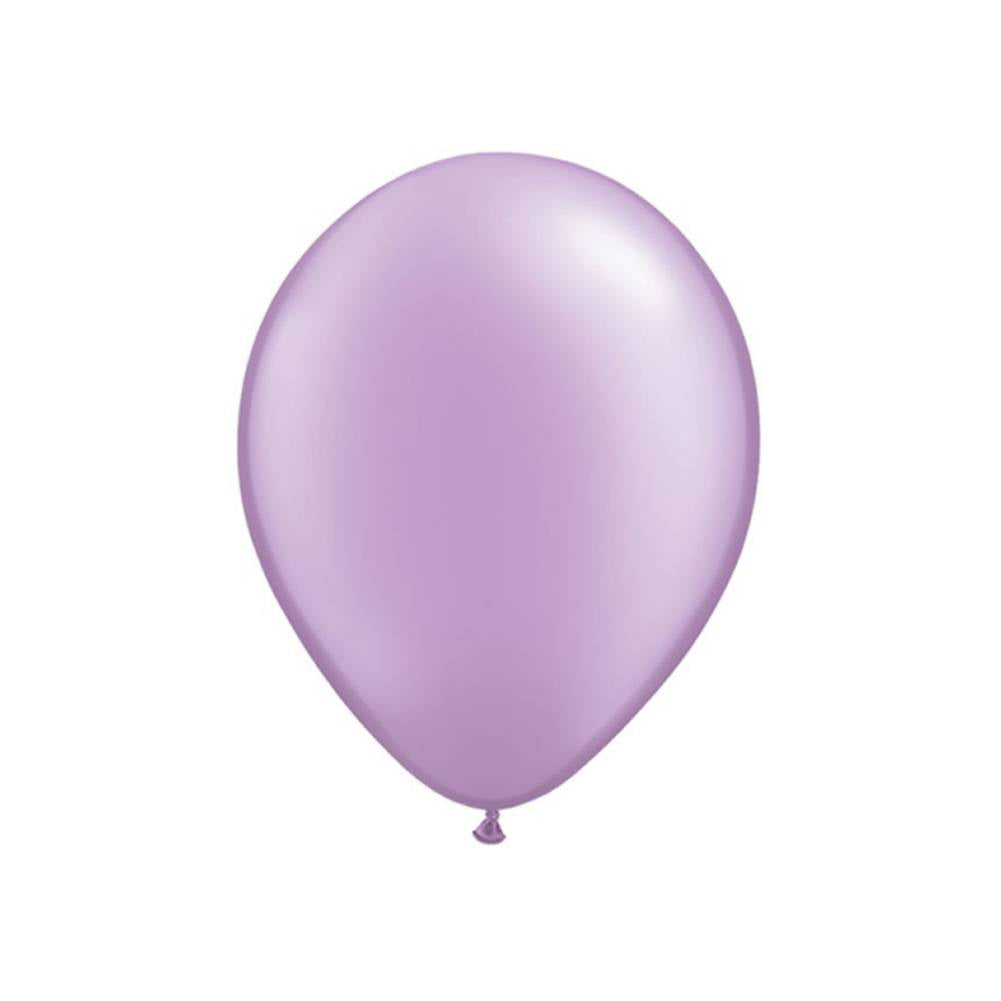 "11"" Qualatex - Pearl Lavender Purple"