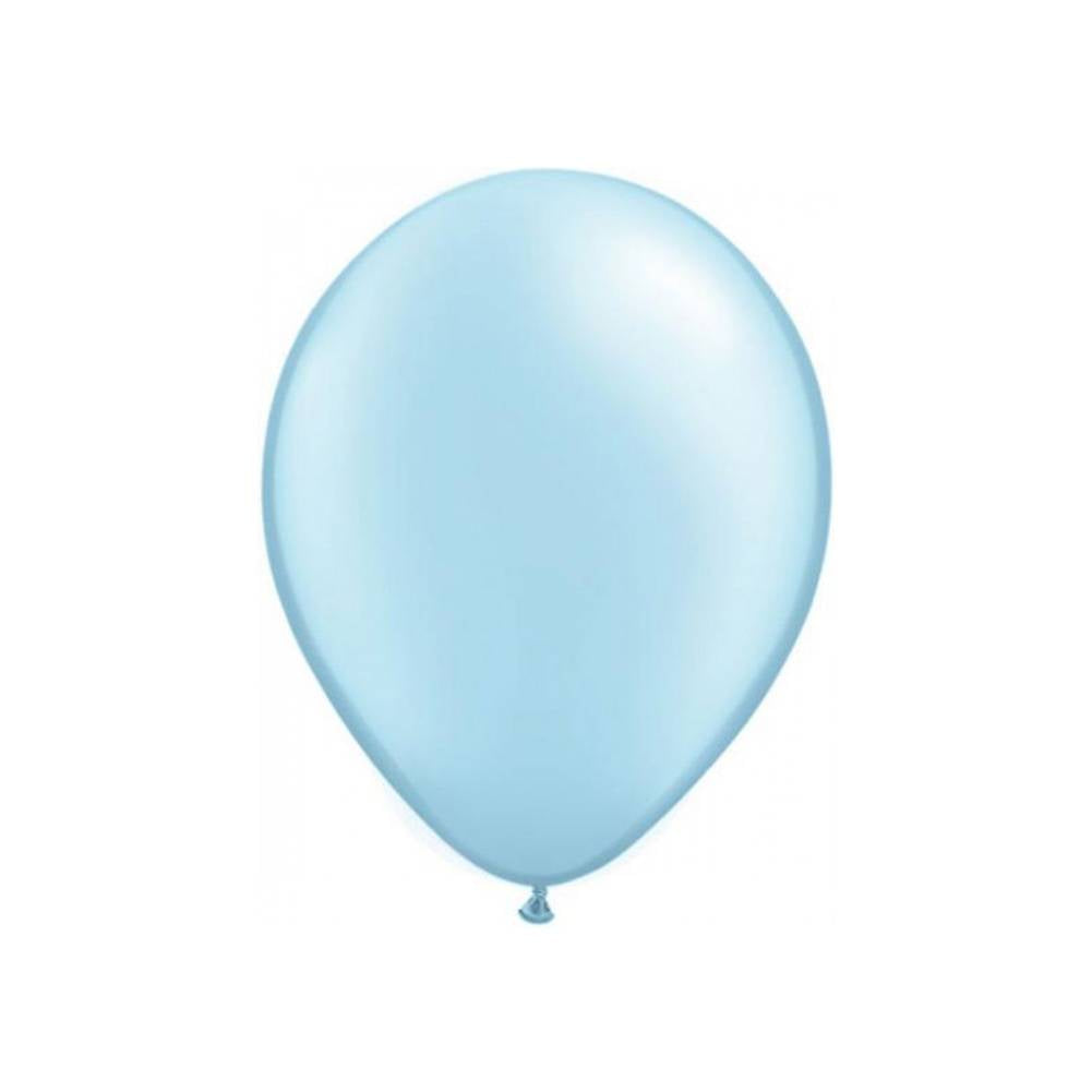"11"" Qualatex - Pearl Light Blue"