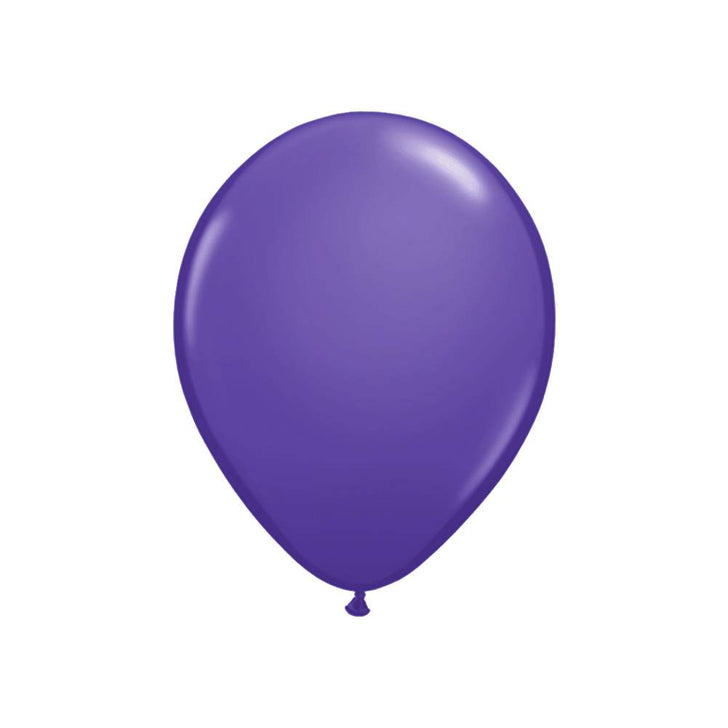 11″ Qualatex – Purple