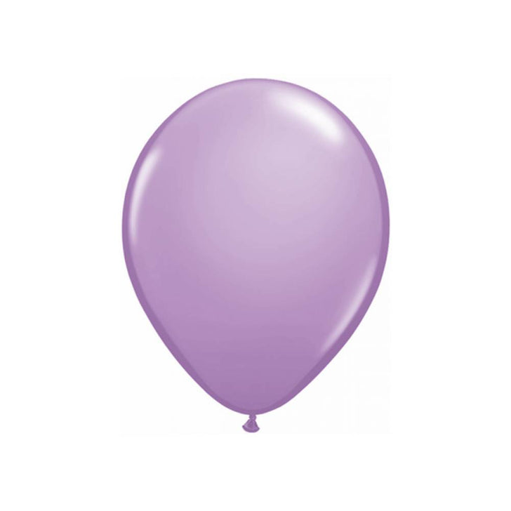 "11"" Qualatex - Spring Lilac Purple"