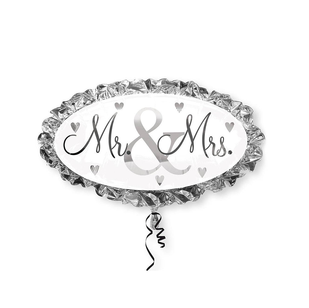 "19"" X 32"" Wedding - Mr & Mrs"