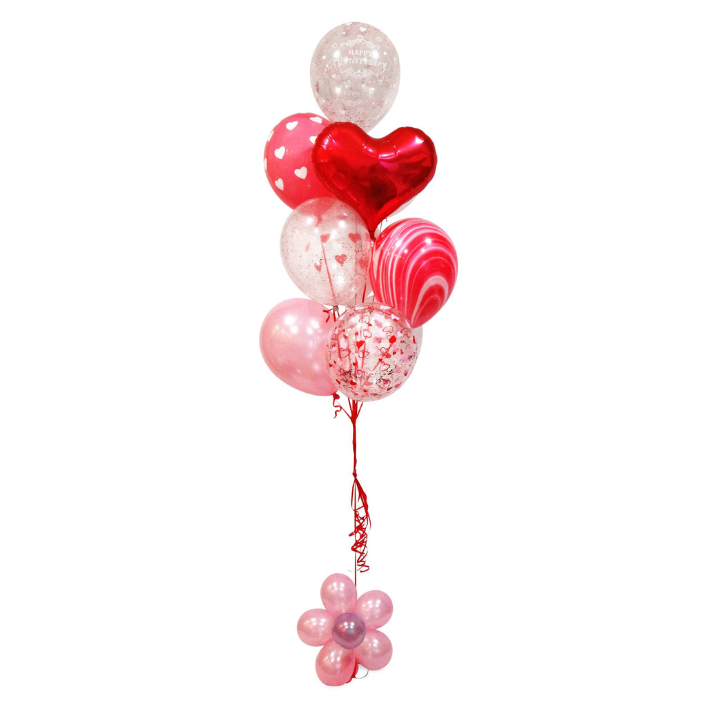 Anniversary Balloon Bouquet #4