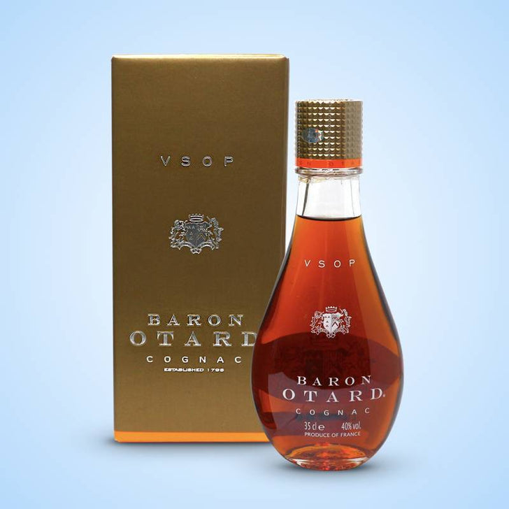 Add-On - Baron Otard VSOP 35cl