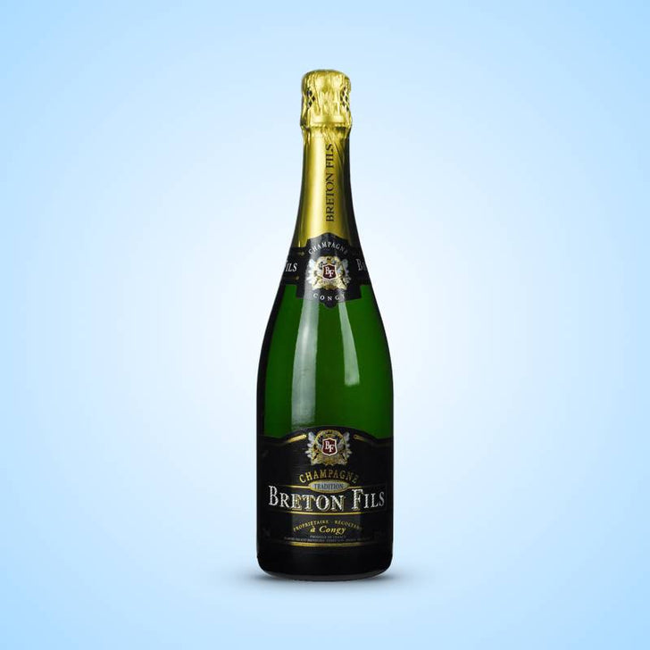 Add-On - Breton Fils Brut Tradition Champagne