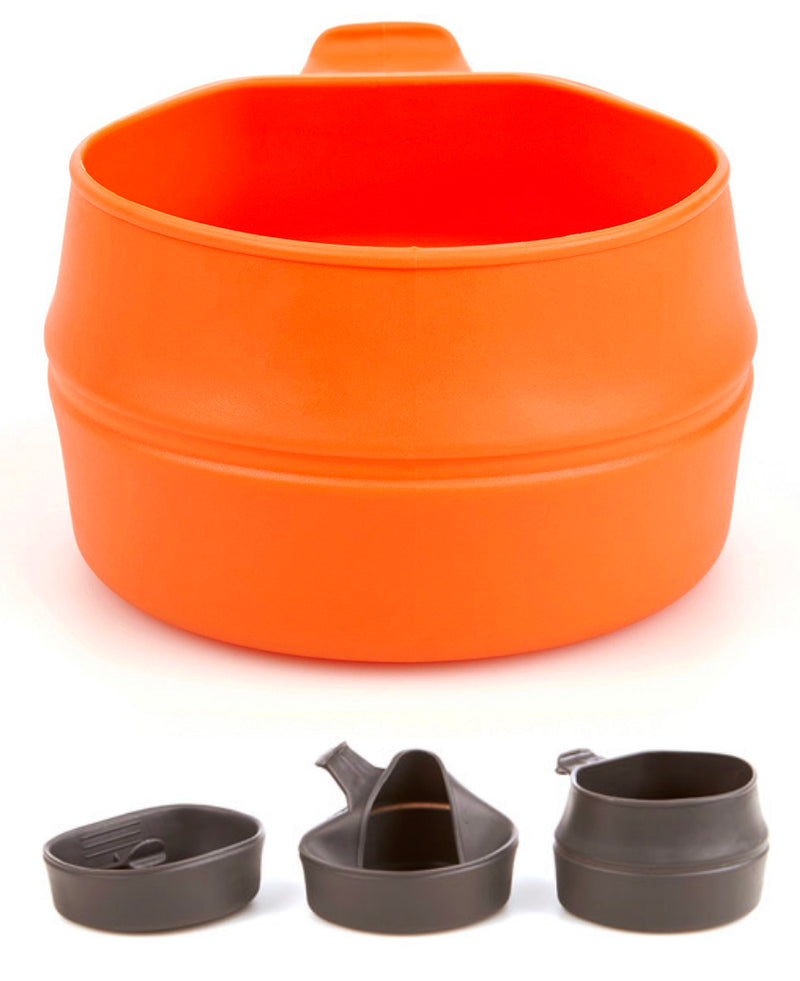 WILDO FOLD-A-CUP BIG (Kleur ORANGE)