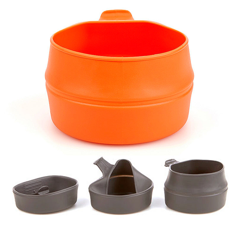WILDO FOLD-A-CUP (Kleur ORANGE)