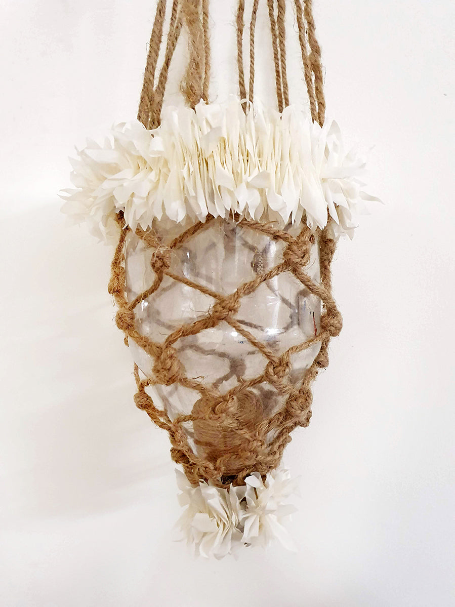 Glow - Jute Decorative Hanging