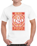Commie Canada White T Shirt