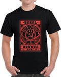 Commie Canada Black T Shirt