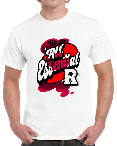 Essential Jersey T Shirt