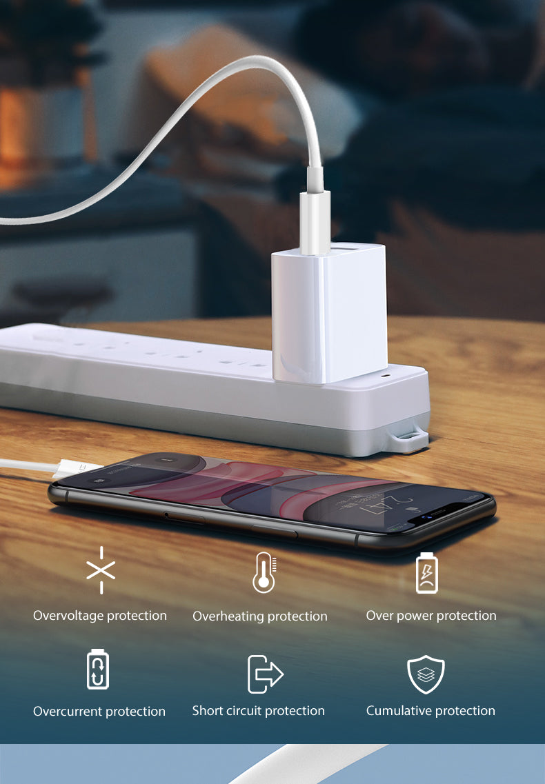 Naenka Fast Charging Cable for iphone5