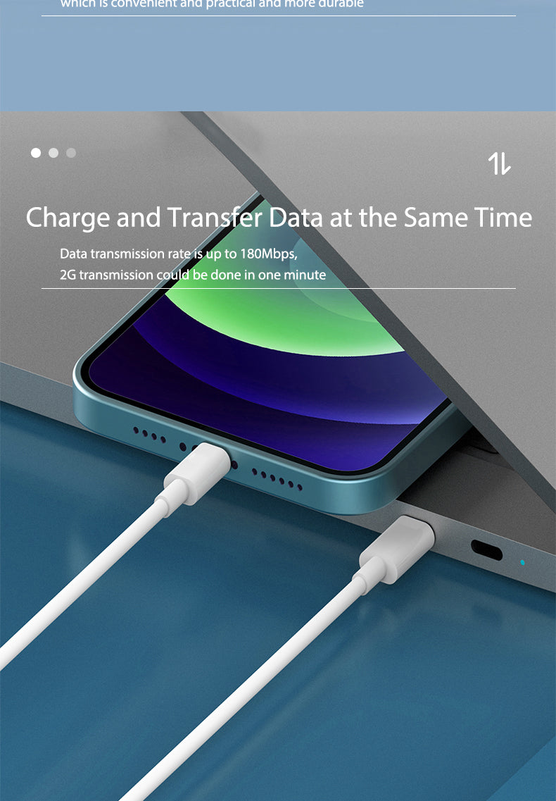 Naenka Fast Charging Cable for iphone7