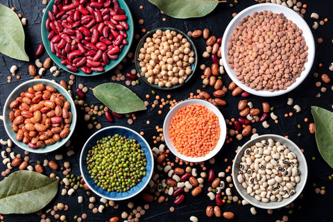 Iron in Pulses