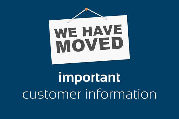 Important Existing Customer Information - We Have Moved Website Platforms
