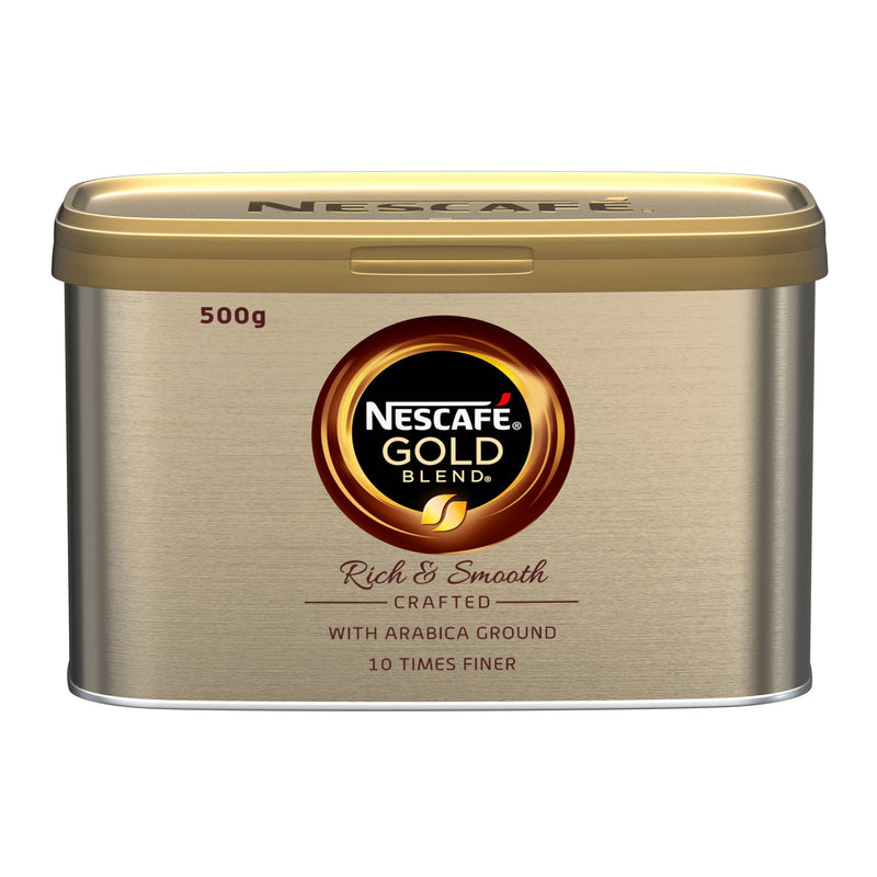 Nescafe Gold Blend: Coffee Tin 500g
