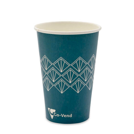 9oz Paper Vending Machine Cups - Sleeve Of 50