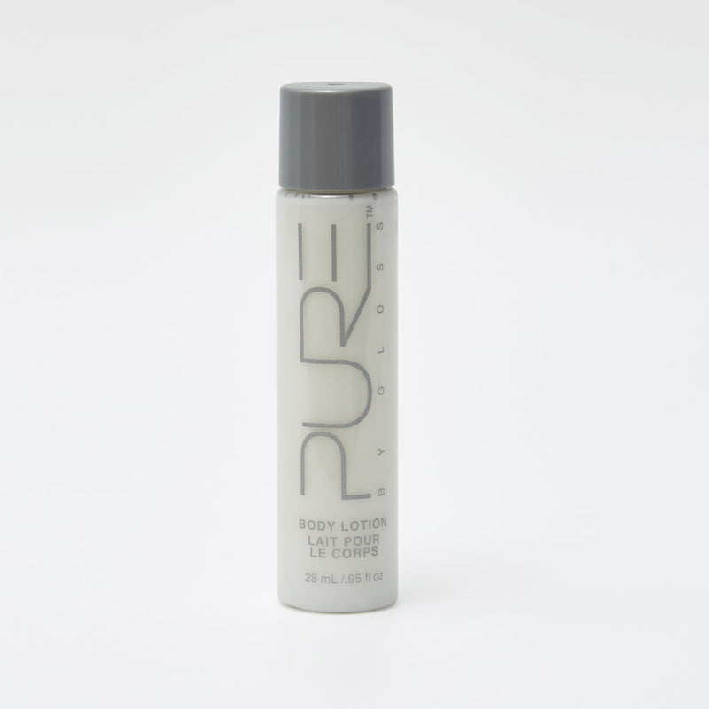 Hotel Toiletries: Pure By Gloss Body Lotion 28ml - Pack of 226
