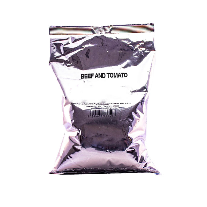 Vending Machine Soup Powder Mix: Beef & Tomato - 1kg Bag