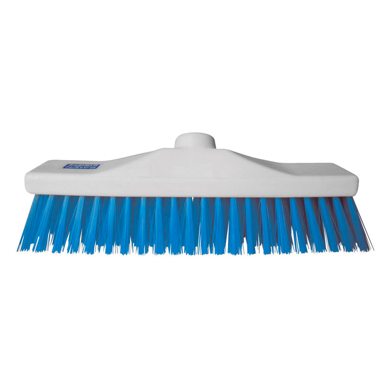 Blue Stiff Broom Head - 30cm