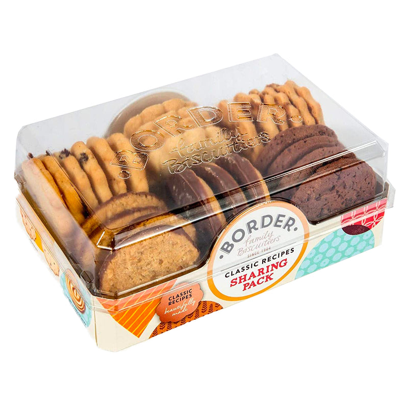 Border Biscuit Classic Family Sharing Pack 400g