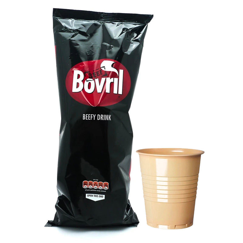 Incup Vending Drinks - Bovril Beefy Drink - Case Of 300 Cups