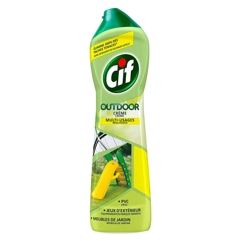Cif Multipurpose Outdoors Cream Cleaner 450ml