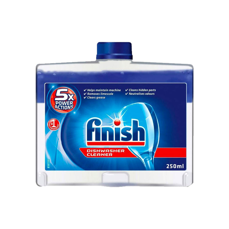Finish Dishwasher Cleaner Original Blue - 250ml