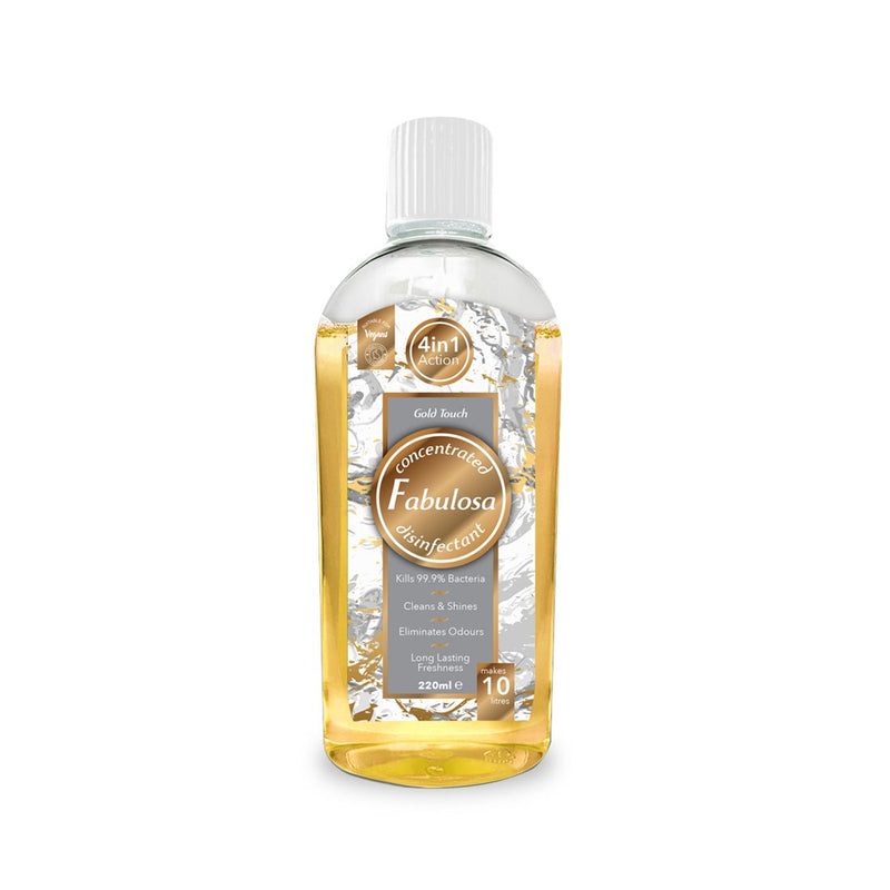Fabulosa Concentrated disinfectant - 220ml - Gold Touch