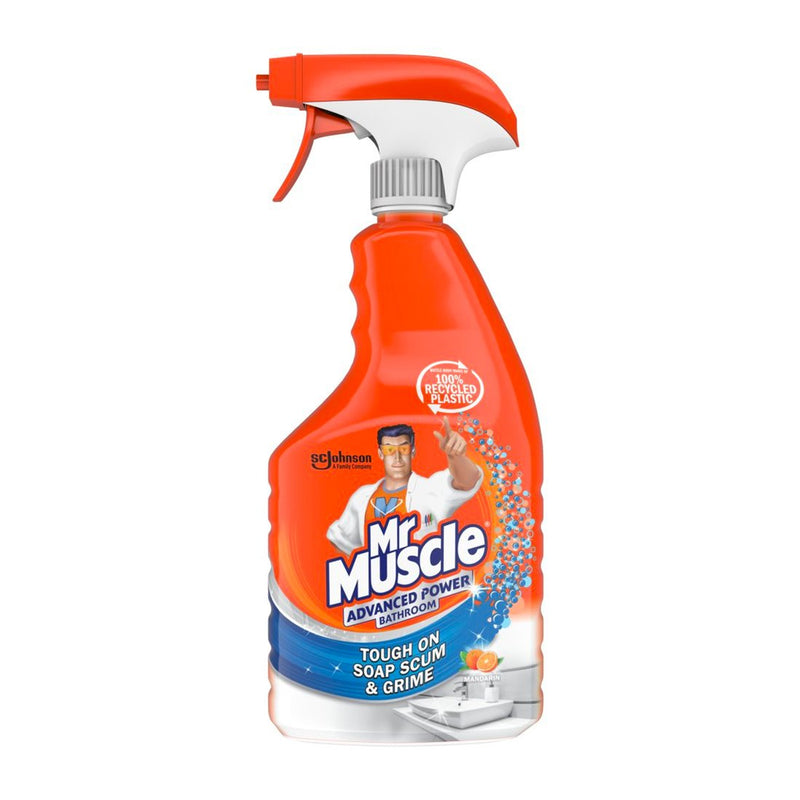 Mr Muscle Bathroom Advanced Power Trigger 750ml