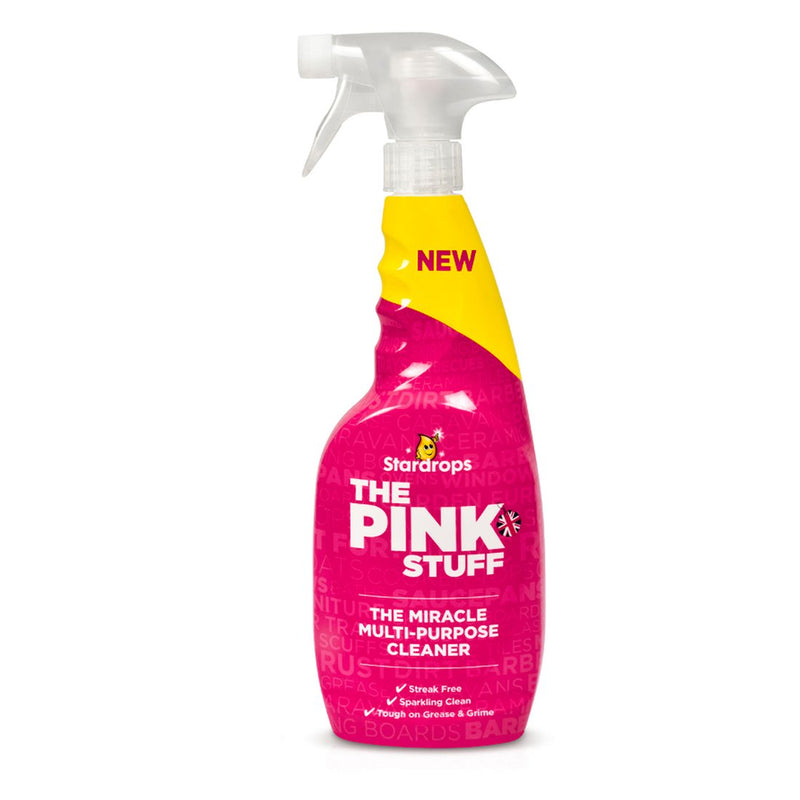 Stardrops The Pink Stuff Miracle Multi Purpose Cleaning Spray 750ml