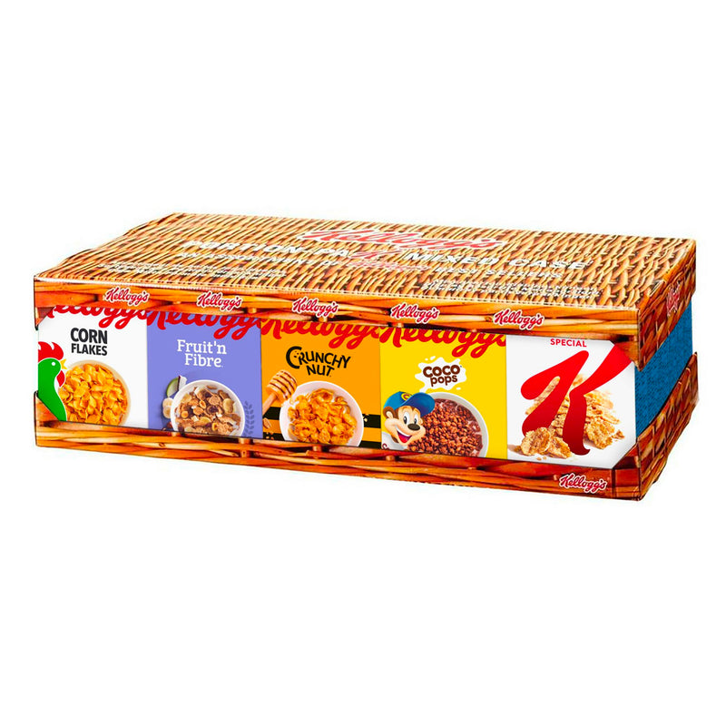 Assorted Kelloggs Cereal Portion-Pak - 35 Packs