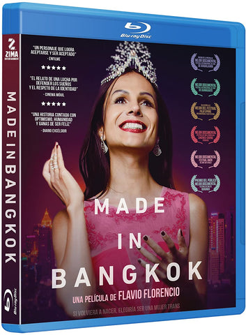 BLU-RAY - Made in Bangkok