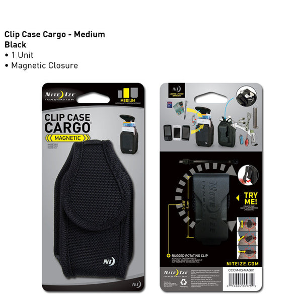Clip Case Cargo - Vertical