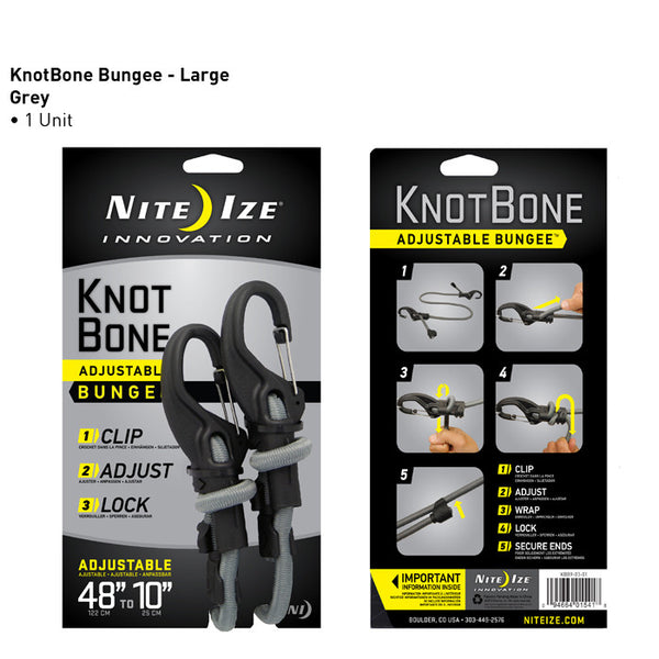 KnotBone Adjustable Bungee