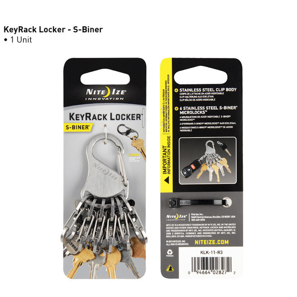 S-Biner KeyRack Locker